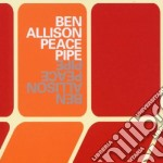 Ben Allison - Peace Pipe cd musicale di ALLISON BEN