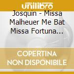Tallis Scholars/Phillips - Josquin: Masses cd musicale di Josquin des prez