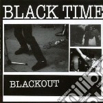 Black Time - Blackout cd musicale di Time Black
