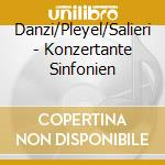 Sinfonia concertante cd musicale