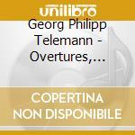 Overtures, sonatas, concertos cd musicale