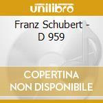 Piano works - zacharias cd musicale di Schubert