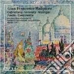 Pinti Damiana - Carlini Paolo - Conti Marzio - Malipiero Gian Francesco - Orchesterwerke cd musicale di Malipiero