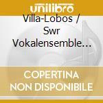 Sinfonia nr.10 - amerindia cd musicale di Lobos Villa