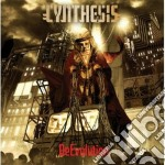 Cynthesis - Deevolution cd musicale di Cynthesis