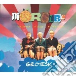 Grotesk cd musicale di Morglbl