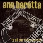 To our fallen heroes cd musicale di Beretta Ann