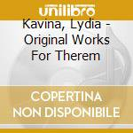 Lydia kavina m.from ether - cd musicale di S J.pierce/e.parcells/portland