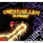 One wild night-in concert- cd musicale di Lavin Christine