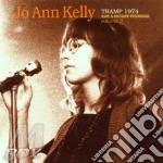 Tramp 1974 cd musicale di Kelly jo ann band