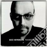 Boo Hewerdine - Thanksgiving cd musicale di Boo Hewerdine