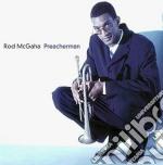 Rod Mcgaha - Preacherman cd musicale di Mcgaha Rod
