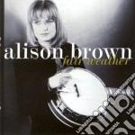 Alison Brown / Darol Anger / Bela Fleck - Fair Weather cd musicale di Alison brown/darol anger/bela