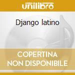 Django latino cd musicale di Joe Craven