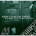 New coat of pain cd musicale di Artisti Vari