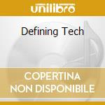 Various - Defining Tech cd musicale