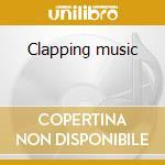 Clapping music cd musicale di Aki Takase