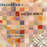 Lee Konitz - Open Hearts cd musicale di Lee/zollsound Konitz