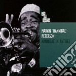 Marvin Hann Peterson - Hannibal In Antibes cd musicale di Peterson marvin hann