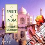 Spirit of india cd musicale di Terry Oldfield