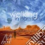 Brian Carter - Walking In Harmony cd musicale di Brian Carter