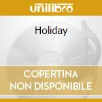 Holiday cd musicale di SOUND OF SPA