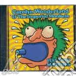 Play with matches - cd musicale di Carolyn wonderland & imperial