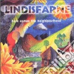 Lindisfarne - Here Comes The Neighbour. cd musicale di Lindisfarne