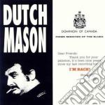 Dutch Mason - Prime Minister Of The Blues cd musicale di Mason Dutch