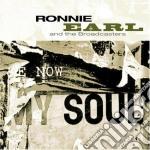 NOW MY SOUL cd musicale di EARL RONNIE