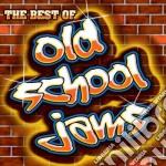 Old school jams cd musicale di Artisti Vari