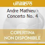 Concerti n.4 cd musicale