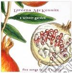 A WINTER GARDEN cd musicale di Loreena Mckennitt