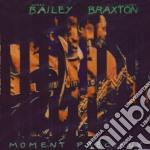 Moment precieux cd musicale di Anthony braxton & de