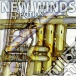 Ned Rothenberg New Wind - Potion cd musicale di Ned rothenberg new wind