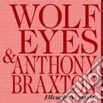 Black vomit cd musicale di Eyes Wolf