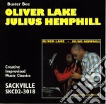 Oliver Lake & Julius Hemphill - Buster Bee cd musicale di Oliver lake & julius