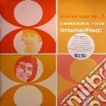 (LP VINILE) Groove club vol. 3: cambodia rock intens lp vinile di Artisti Vari