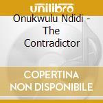 The contradictor cd musicale di Ndidi Onukwulu