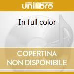 In full color cd musicale