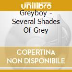 Shades of grey cd musicale di Greyboy