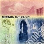 Armenia anthology cd musicale di Artisti Vari