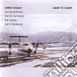 Coast to coast - cd musicale di Bauer Stefan