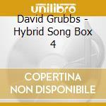 David Grubbs - Hybrid Song Box 4 cd musicale di David Grubbs