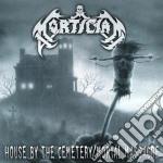 House by the cemetery/mortal massacre cd musicale di Mortician