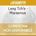 Leng Tch'e - Marasmus cd musicale di LENG TCH'E