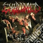 Exhumed - All Guts, No Glory cd musicale di Exhumed