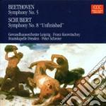 Konwitschny/gol/sd/s - Beethoven/schubert:s cd musicale di Artisti Vari