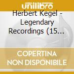 Legendary recordings cd musicale di Artisti Vari