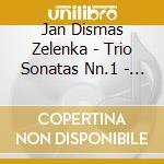 Zelenka:triosonaten/glaetzner,goritzki cd musicale di Artisti Vari